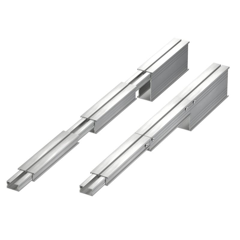 Kopplungsprofil Universal Aluecofix blank