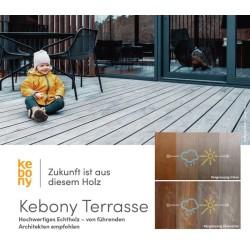 Kebony Flyer Terrasse