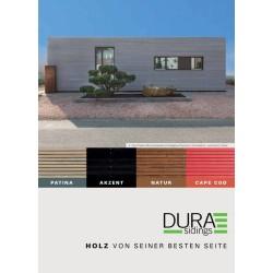 Dura Sidings Broschüre