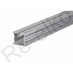 Ecofix Aluminium Unterkonstruktion blank 38x45x4000