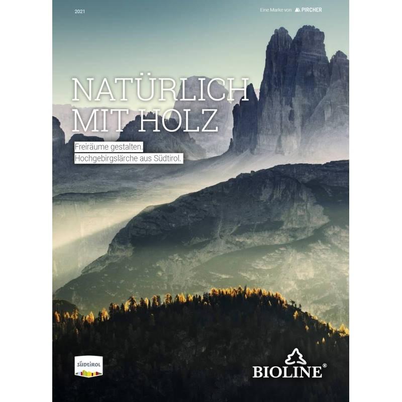 Pircher Bioline Katalog