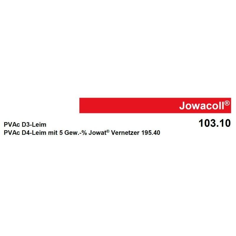 Jowacoll D3 Technisches Datenblatt