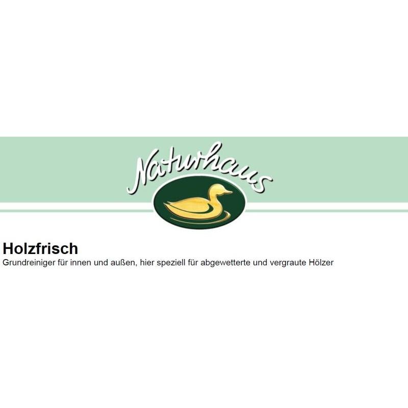 Technisches Merkblatt Naturhaus Holzfrisch