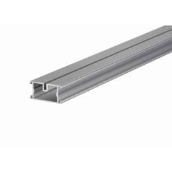 Ecofix Aluminium Unterkonstruktion blank 23x45x4000