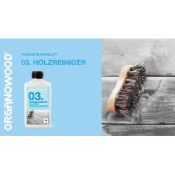 Organowood 03 Holzreiniger Produktinformationen