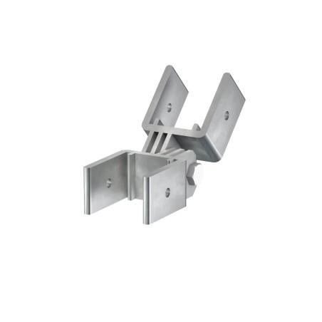 Ecofix 3D Gelenkkopplung Front