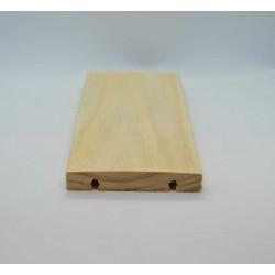 Holzmuster Grad Accoya Terrassendiele 21x120