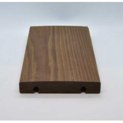 Holzmuster Grad Thermo Esche Terrassendiele 21x120