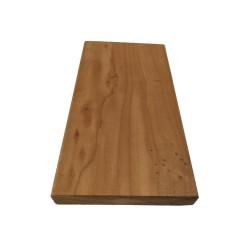 Holzmuster Thermopappel Glattkantprofil 25x137