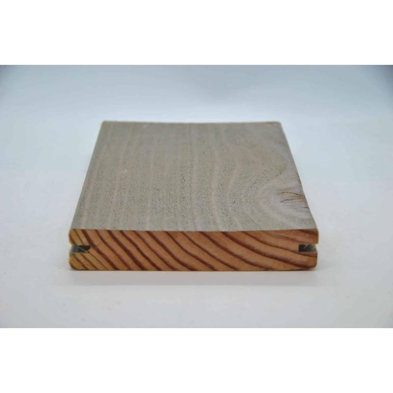 Douglasie Terrassendiele 26x140x5000xSN Silverwood