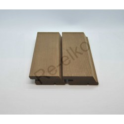Thermoesche Tiga Rhombusprofil 20x68x2700
