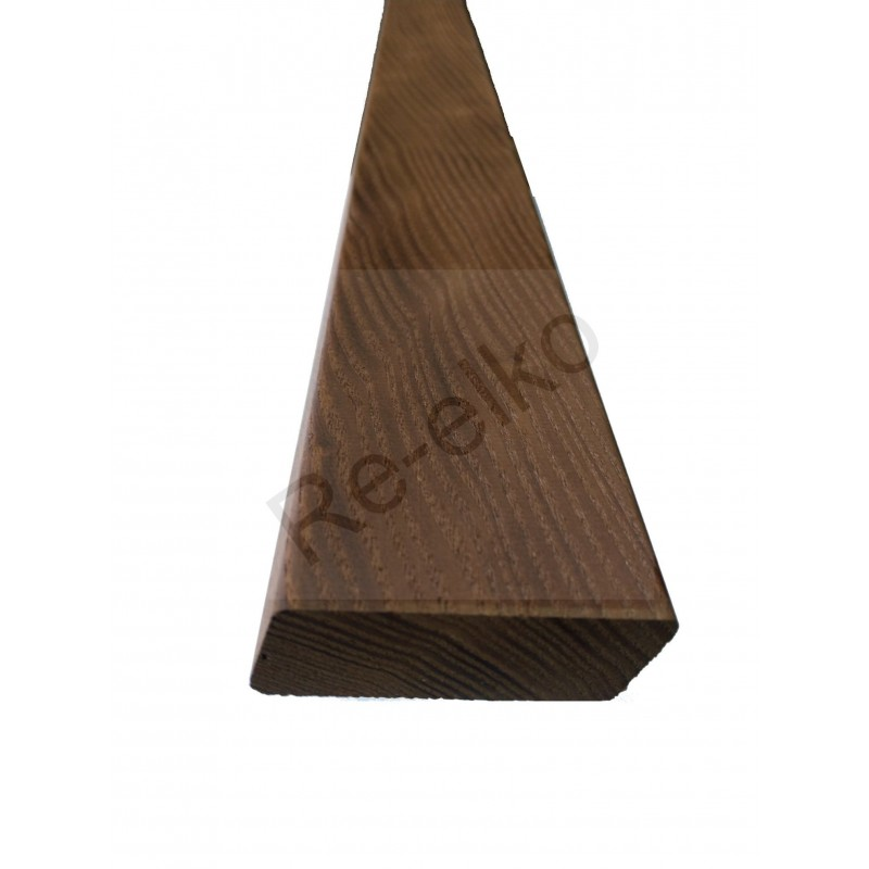 Thermoesche Rhombusprofil 25x68x1500 glatt