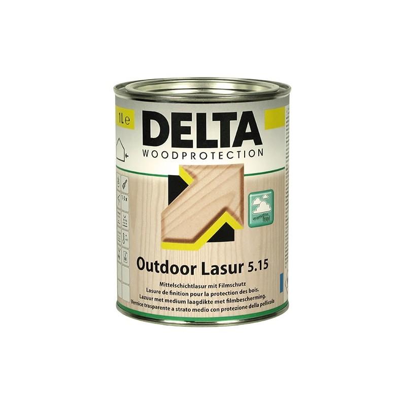 DuraPatina Flächenfarbe 5.15x1L gehobelt