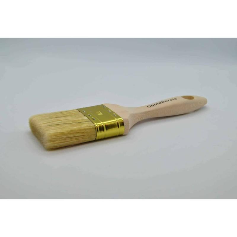 Flachpinsel Premium Naturborsten 60