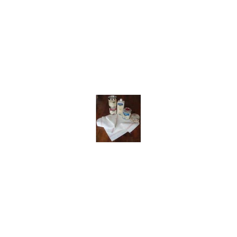 Profi Baumwoll Poliertuch 35×35