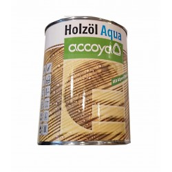 Accoya Holzöl Quarzgrau 25