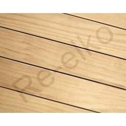 Accoya Select Terrassendiele 25x142x4800 Glatt