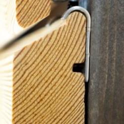 TIGA Fassadenverbinder Alu Zink