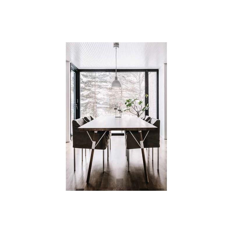 Siparila Railo Profil 13x95x2350 Weiß