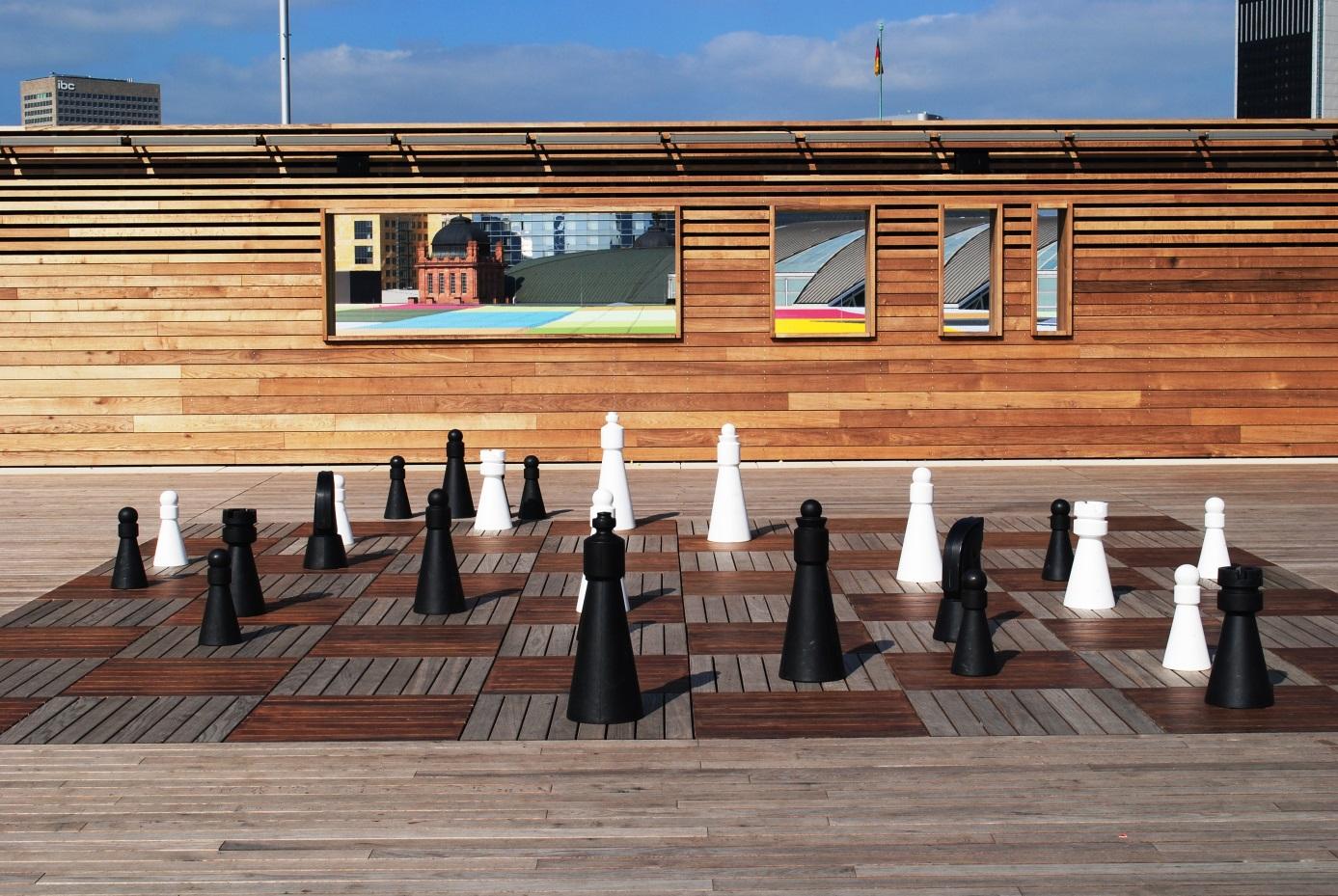 Fassadenholz und Terrassenholz