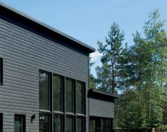 Siparila Fassadenprofile