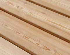Lärche Terrassenholz