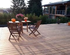 Terrassenholz